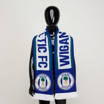 Youth Wigan Athletic Scarf