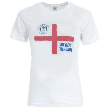 Flag T-Shirt (White)