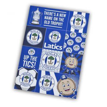 Latics Sticker Set