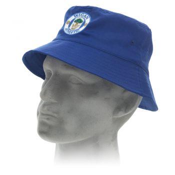 Crest Bucket Hat