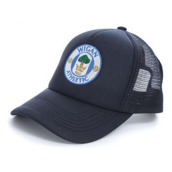 Kids Crest Cap