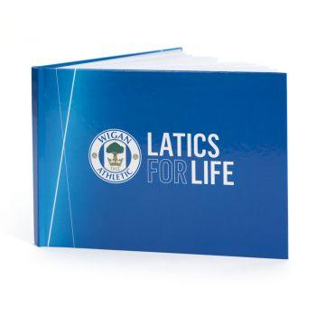 Latics for Life Notepad
