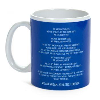 We Are Wigan Mug