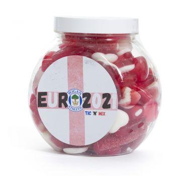 Euro 2021 Sweet Tub 500g