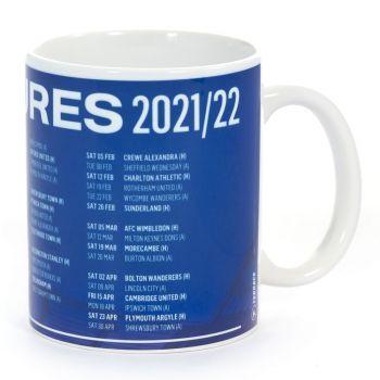 Fixture 21/22 Mug