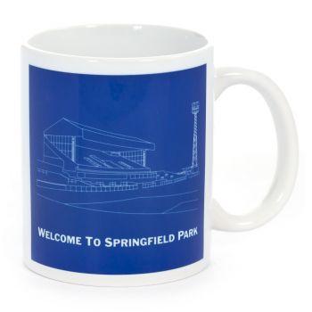 Springfield Park Mug