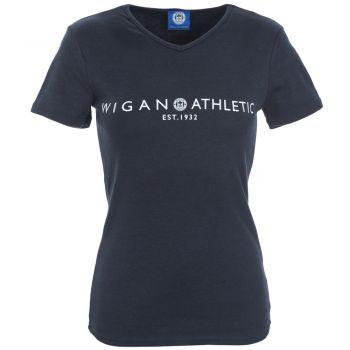 Ladies Wigan Athletic T-Shirt