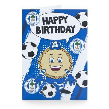 Crusty Birthday Card