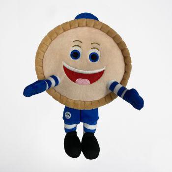 Crusty the Pie Soft Toy
