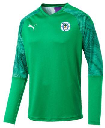 Adult Green Goalkeeper Shirt
