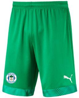Green Goalkeeper Shorts