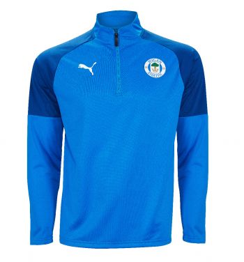 Adult 1/4 Zip Training Top